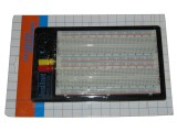 Solderless Breadboard 1660 Tie Points w/ Back Board