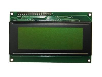 Character LCD 20x4 Yellow/Green Backlight SPLC780/HD44780